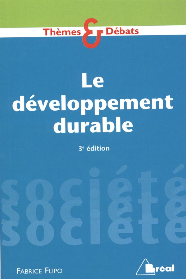 Développement durable 3e édi