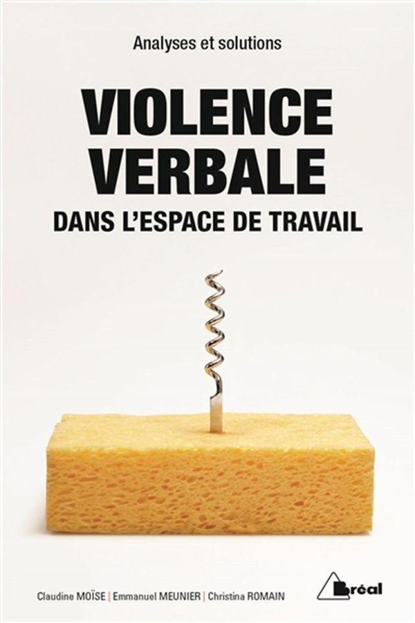 Violence verbale dans l'espace de travail N.E.