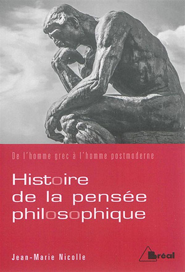 Histoire de la pensée philosophique