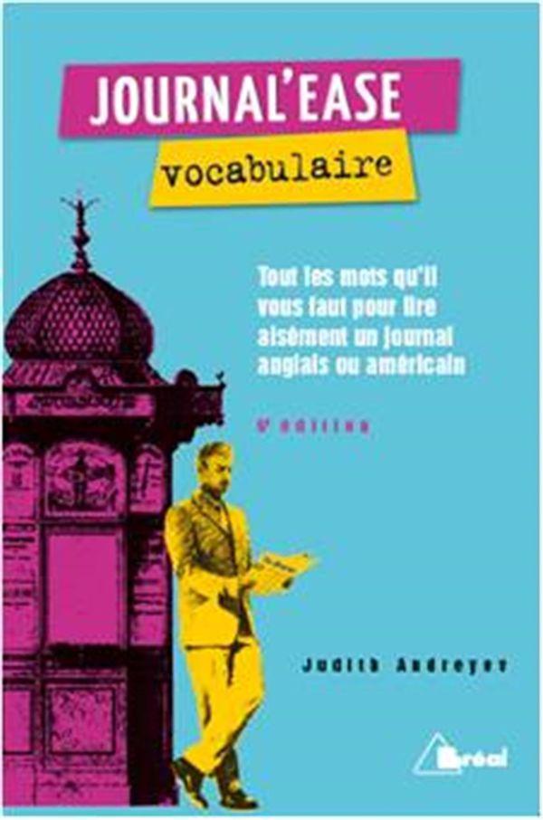 Journal'ease vocabulaire 6e édition