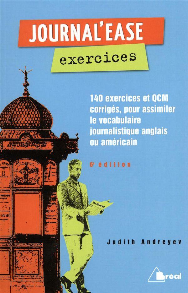 Journal'ease exercices 6e édition