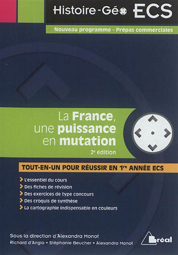 La France, une puissance en mutation 2e édition