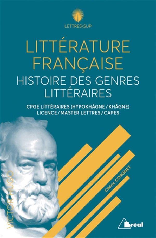 Littérature française : Histoire des genres littéraires