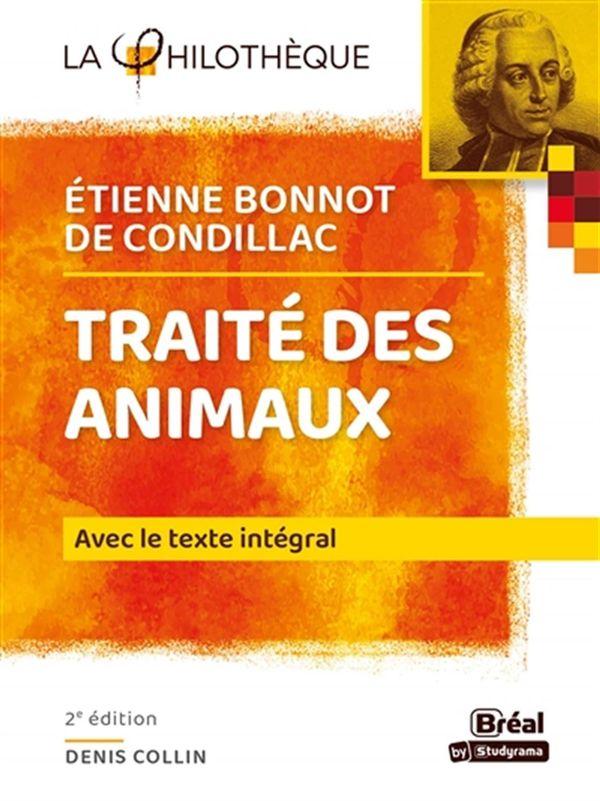 Traité des animaux - 2e édition