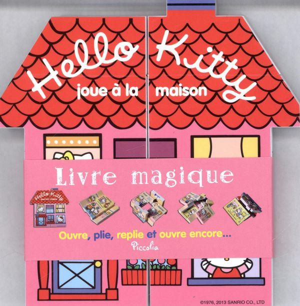 Hello kitty joue la maison distribution prologue - La maison de hello kitty ...