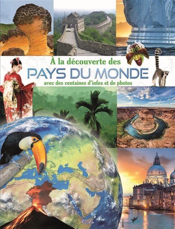 A la découverte des pays du monde