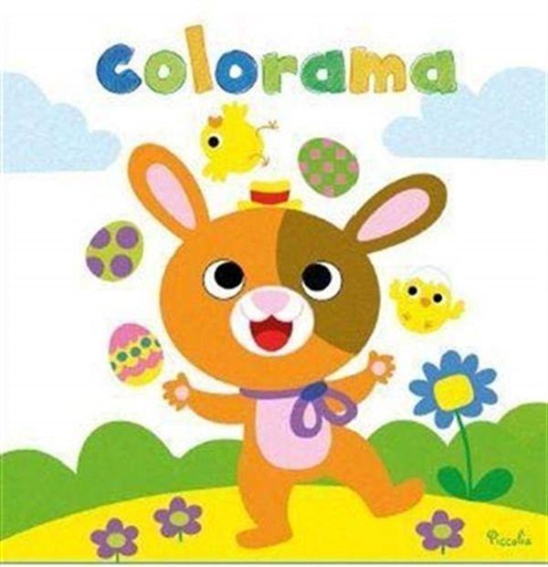 Colorama, Pâques