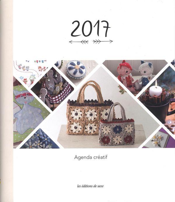 2017 agenda créatif