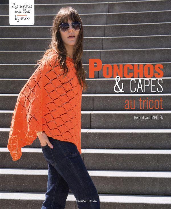 Ponchos & Capes au tricot