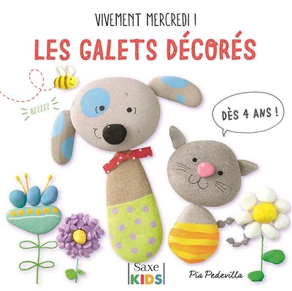 Vivement mercredi ! : Les galets décorés