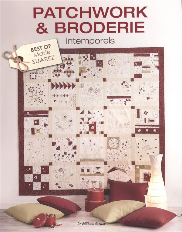 Patchwork & Broderie intemporels