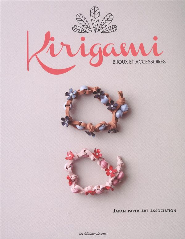 Kirigami : Bijoux et accessoires