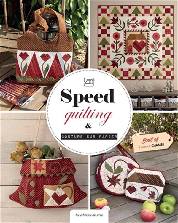 Speed quilting & Couture sur papier