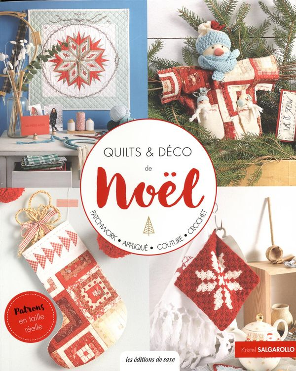 Quilts & déco de Noël