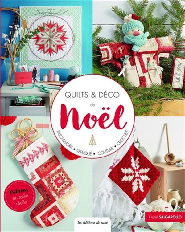 Quilts et déco de Noël