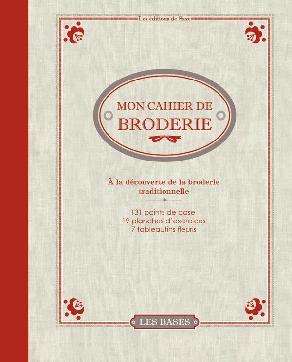 A la découverte de la broderie traditionnelle