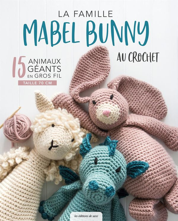 Famille Mabel Bunny au crochet La