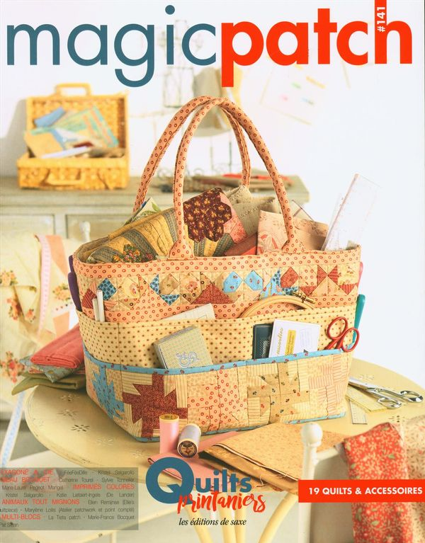 Quilts printaniers