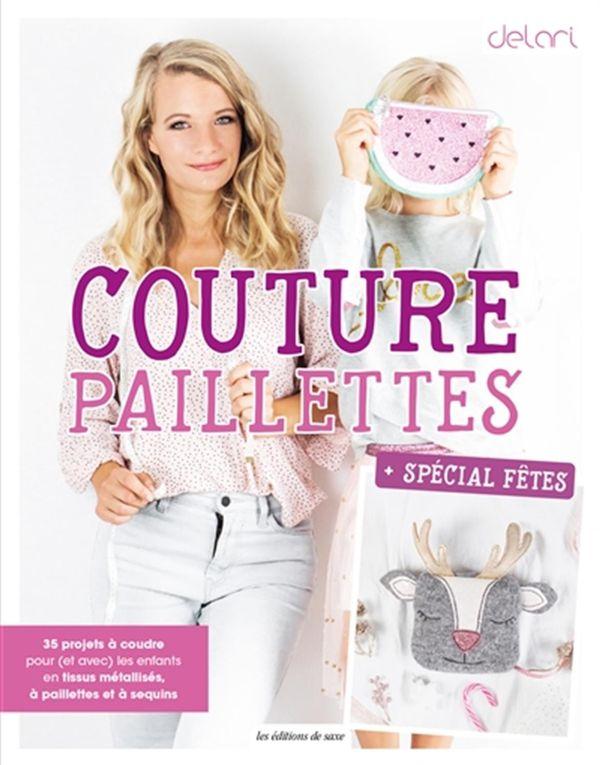 Couture paillettes - Spécial Fêtes