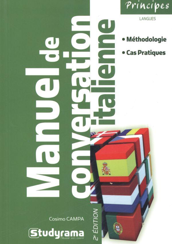 Manuel de conversation italienne 2e edition
