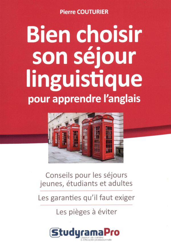 bien choisir son s jour linguistique pour apprendre l 39 anglais distribution prologue. Black Bedroom Furniture Sets. Home Design Ideas