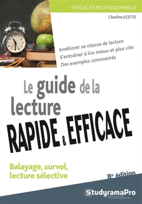 Guide de la lecture rapide et efficace 8e edi