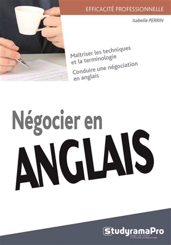Négocier en anglais N.E.