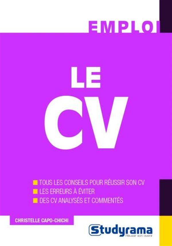 Le CV