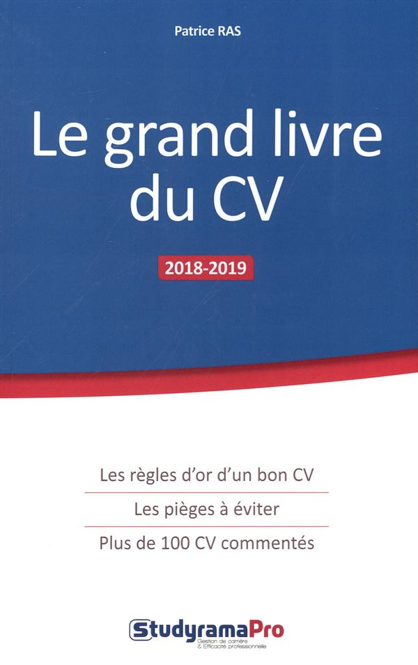 le grand livre de la lettre de motivation 2018