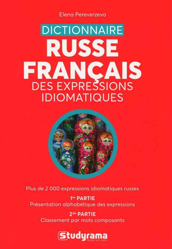 Dictionnaire russe français des expressions idiomatiques