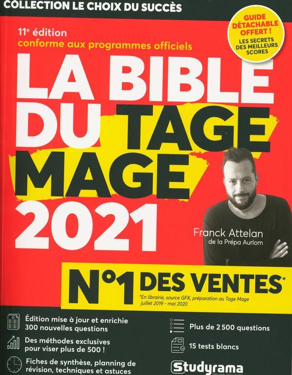 La Bible du tage mage 2021 - 11e édition