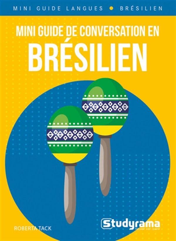Mini guide de conversation en brésilien - 2e édition