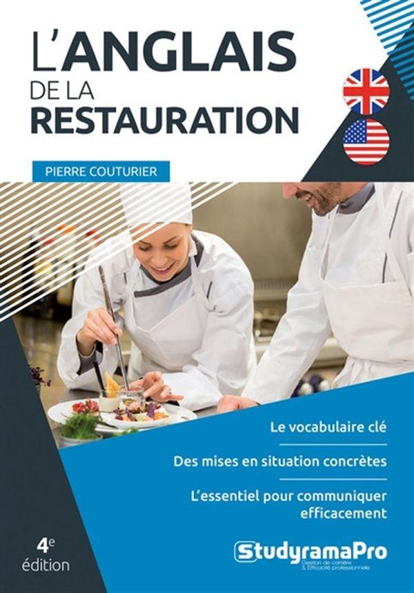 L'anglais de la restauration - 4e édition