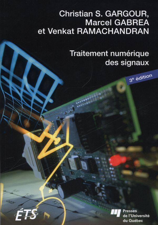 Traitement numérique des signaux 3e édition
