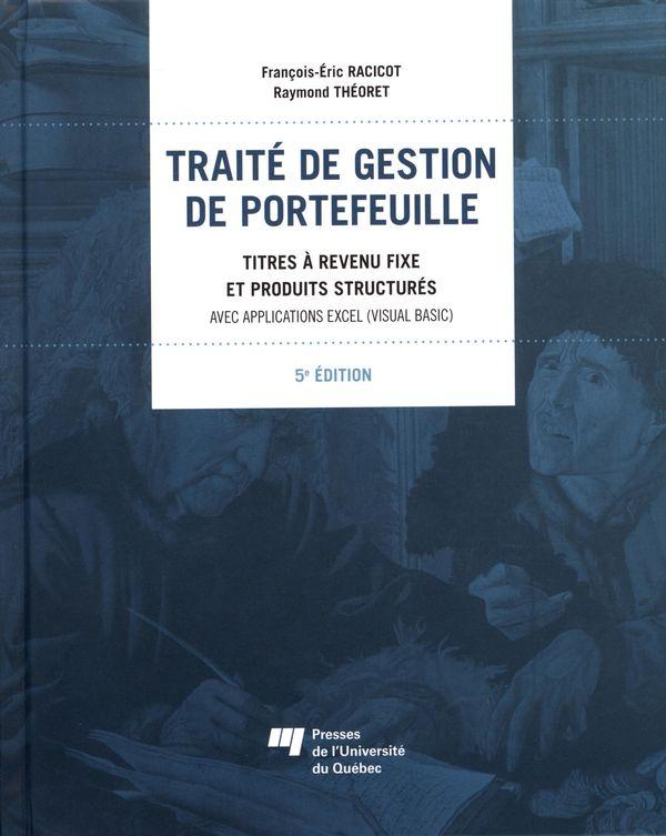 Traité de gestion de portefeuille 5e édition