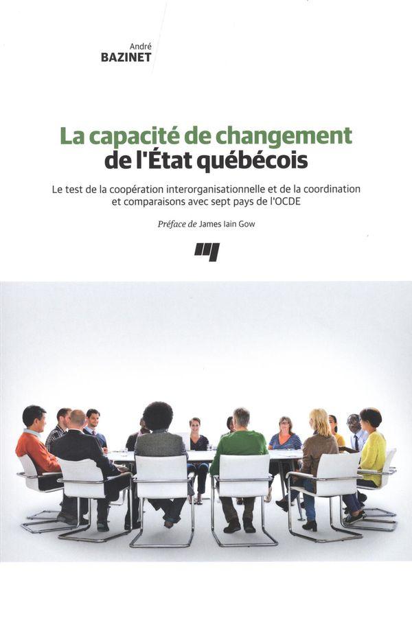 La capacité de changement de l'Etat québécois