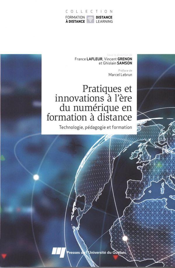 Pratiques et innovations à l'ère du numériques en formation à distance