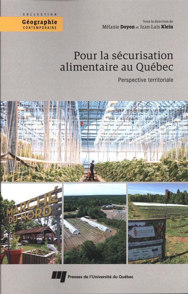 Pour la sécurisation alimentaire au Québec : Perspective territoriale