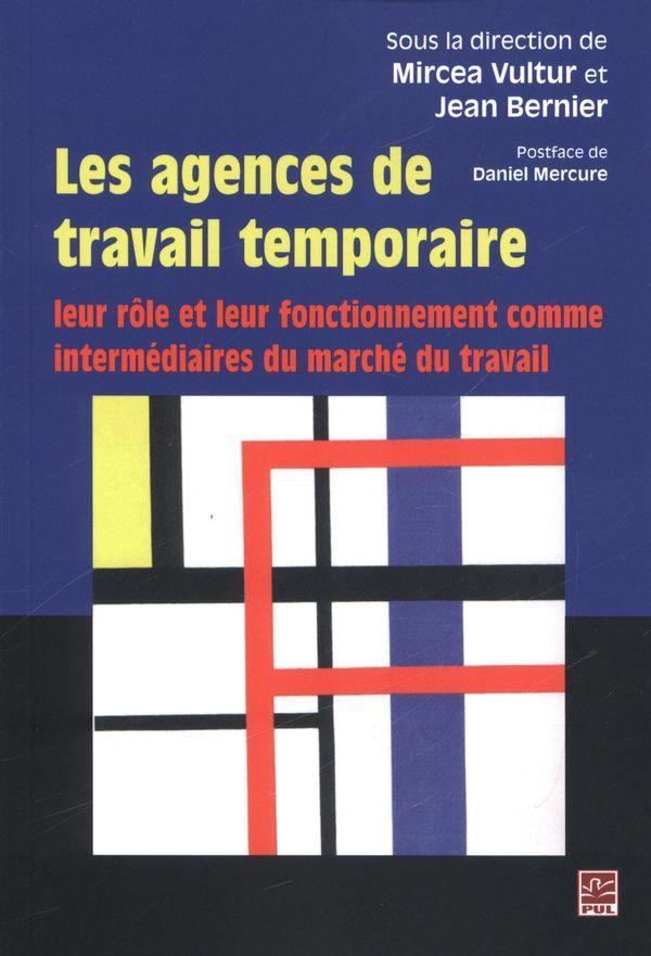 Les agences de travail temporaire
