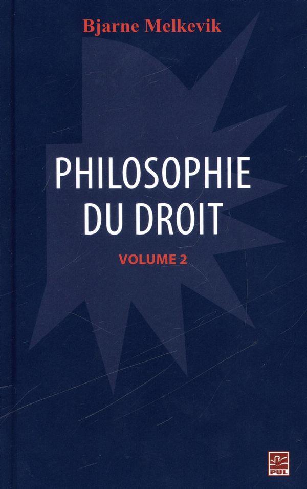 Philosophie du droit 02