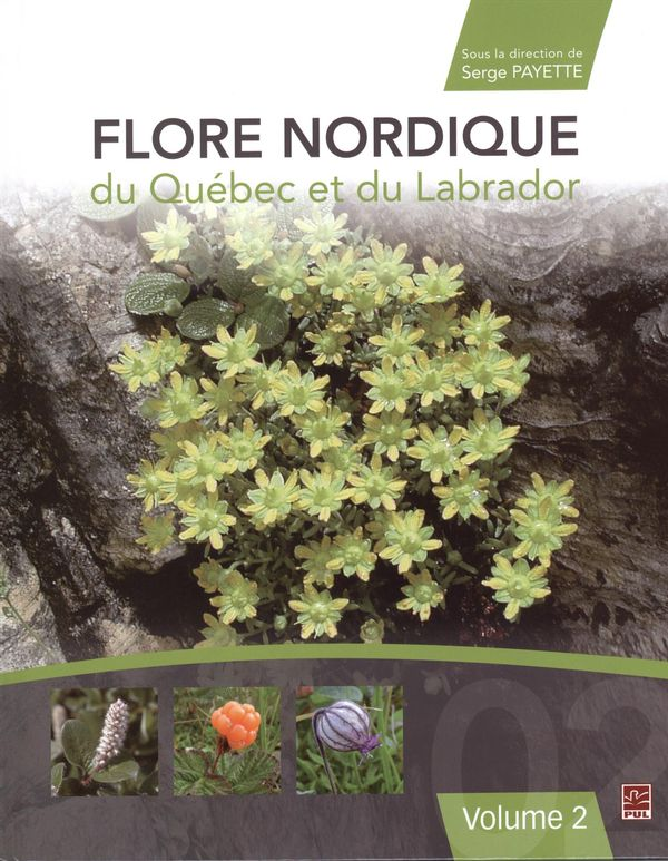 Flore nordique du Québec et du Labrador 02
