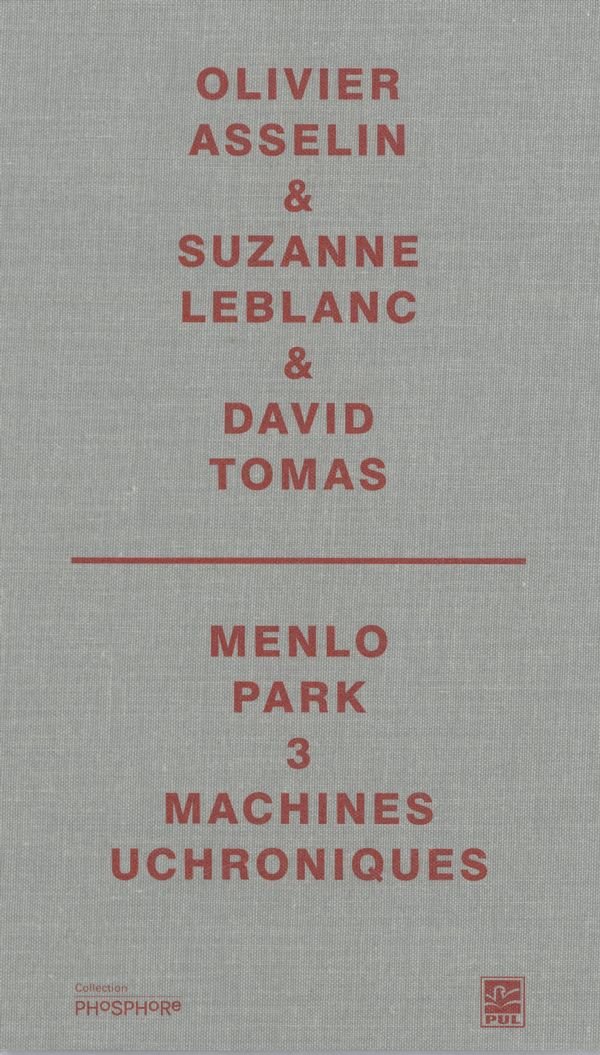 Menlo Park 3 machines uchroniques