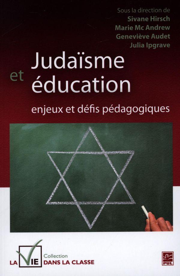 Judaïsme et éducation : enjeux et défis pédagogiques