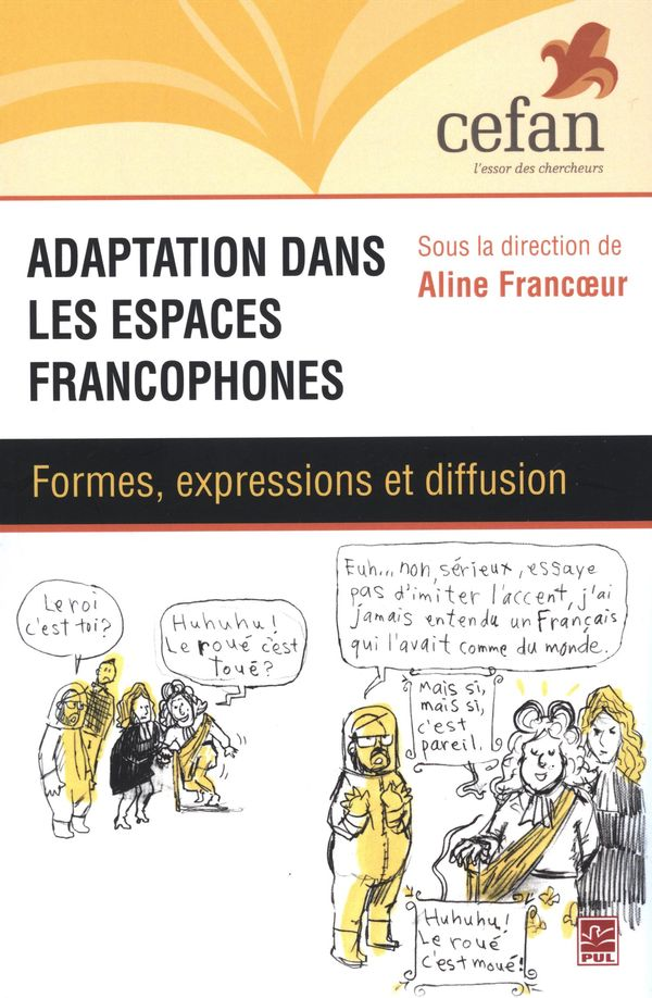 Adaptation dans les espaces francophones