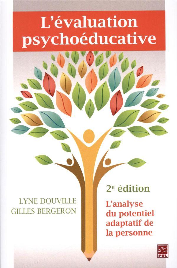 L'évaluation psychoéducative 2e édition