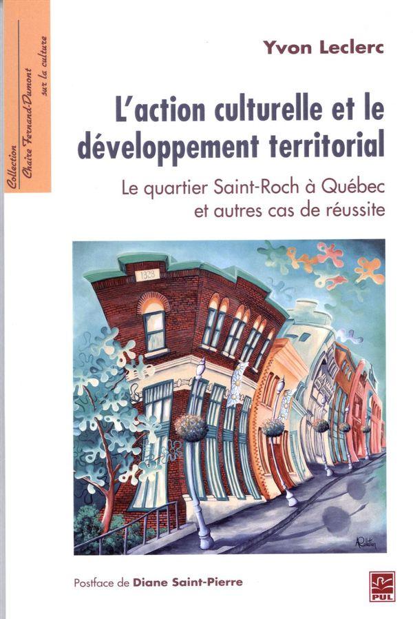 L'action culturelle et le développement territorial