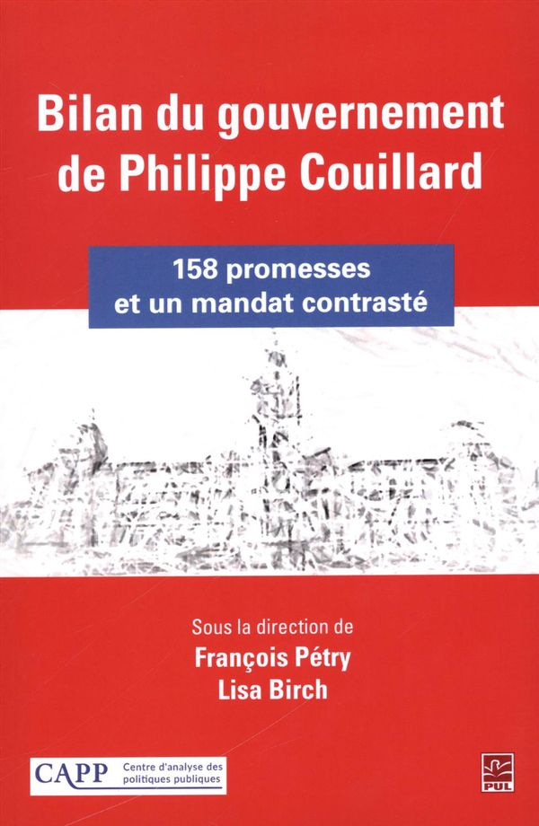 Bilan et réalisations du gouvernement Couillard