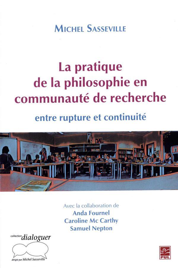 La pratique de la philosophie en communauté de recherche