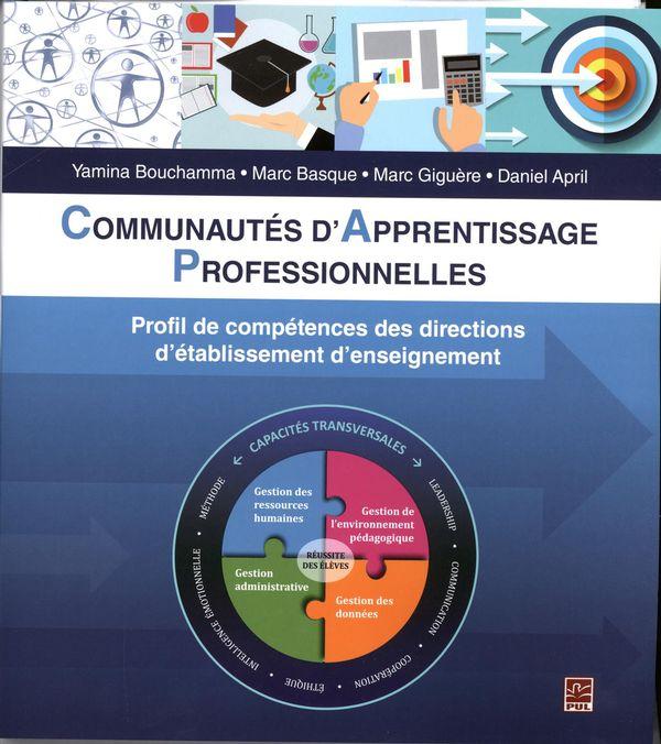 Communautés d'apprentissage professionnelles