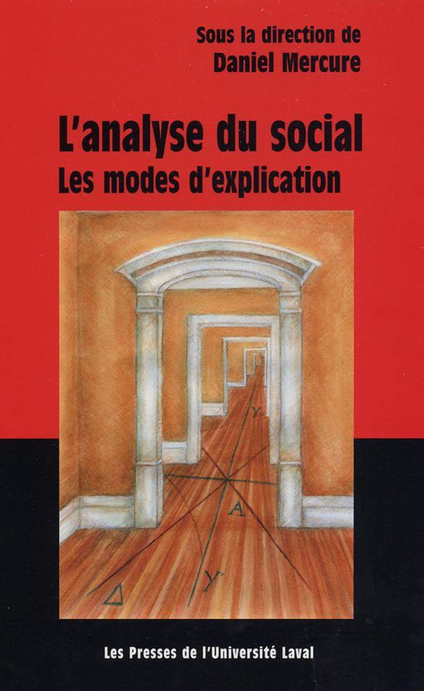 Analyse du social